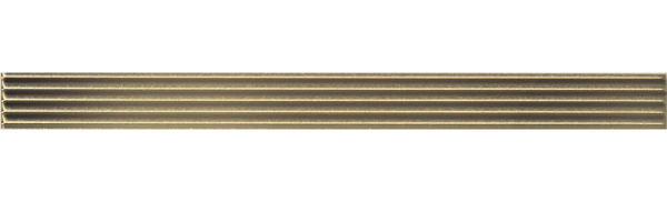 LSA008 Бордюр Зимний сад структура металл