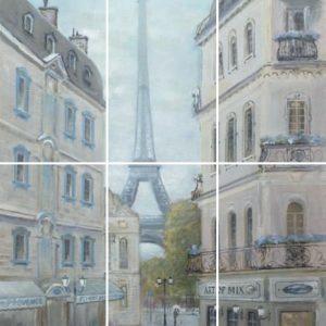 VB\A14\6x\7071 Панно Кантри Шик Париж